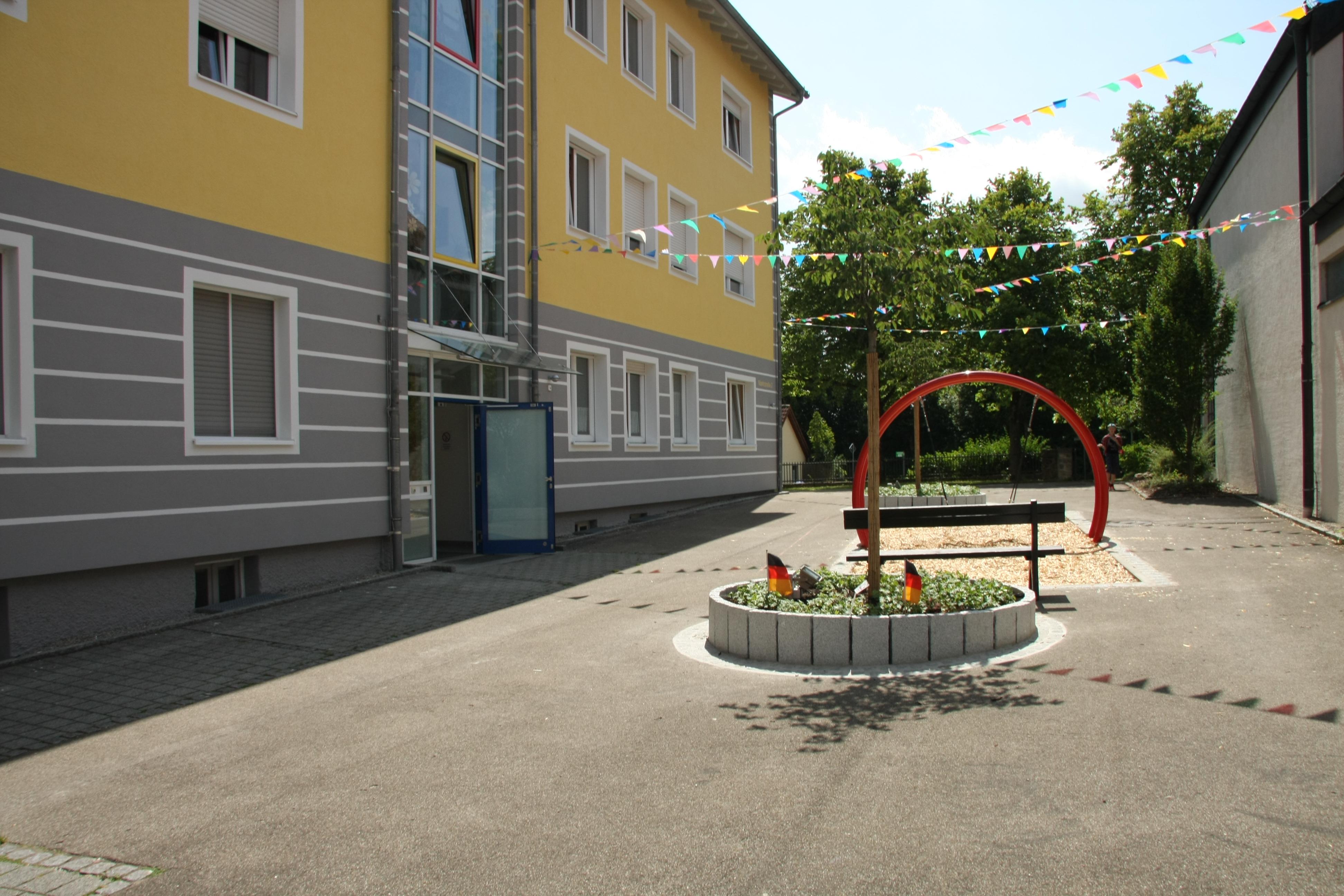 St. Raphael Kinder- und Jugendhilfe - Außenbereich