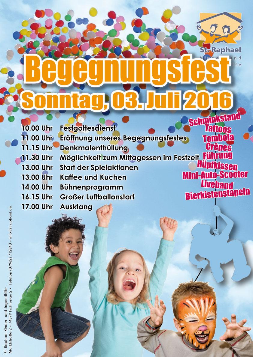 Begegnungsfest 2016