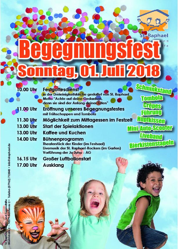 Begegnungsfest 2018