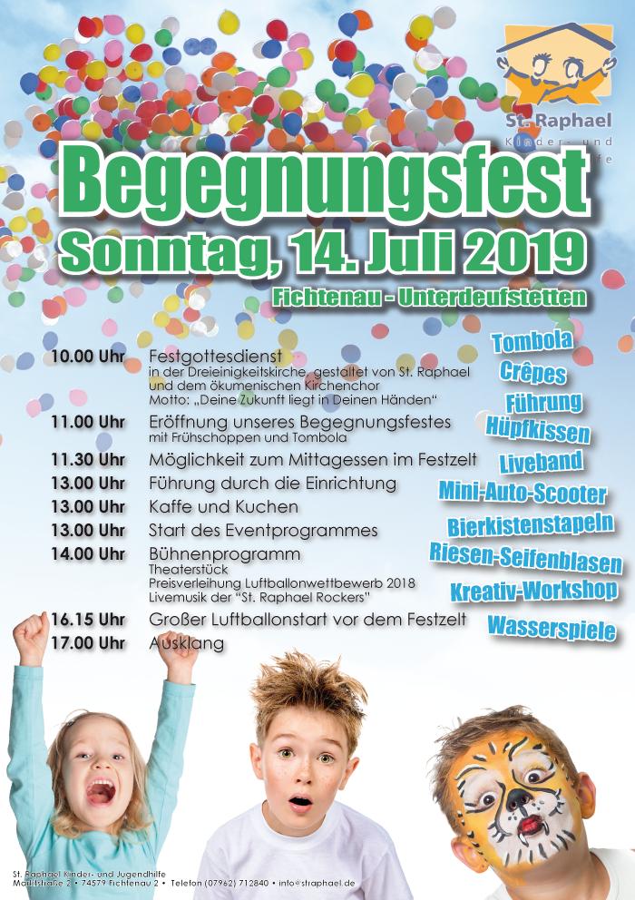 Begegnungsfest 2019